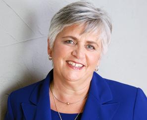 photo of state representative Denise Garlick
